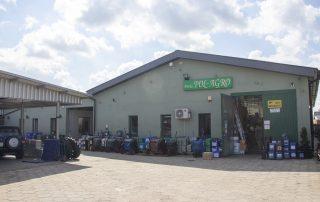 POL-AGRO dystrybutor ALBUZ