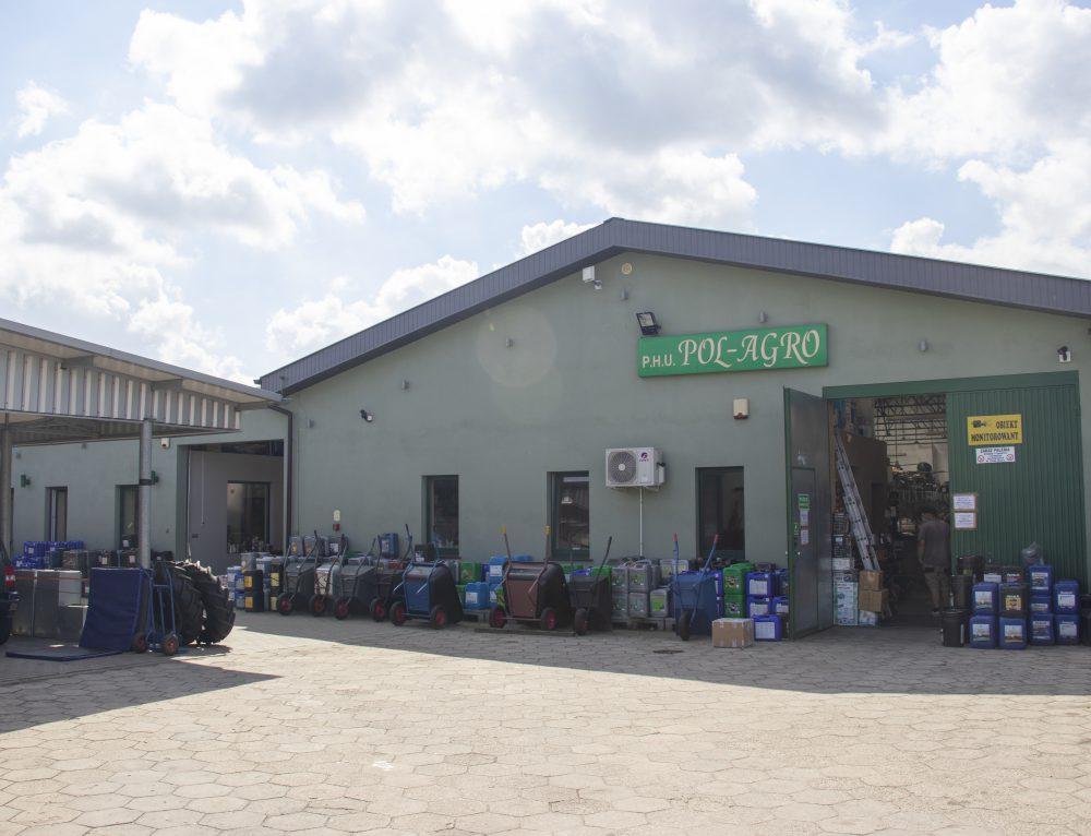 POL-AGRO dystrybutorem